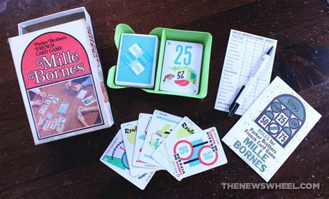 Mille Bornes: The Classic French Auto Racing Card Game
