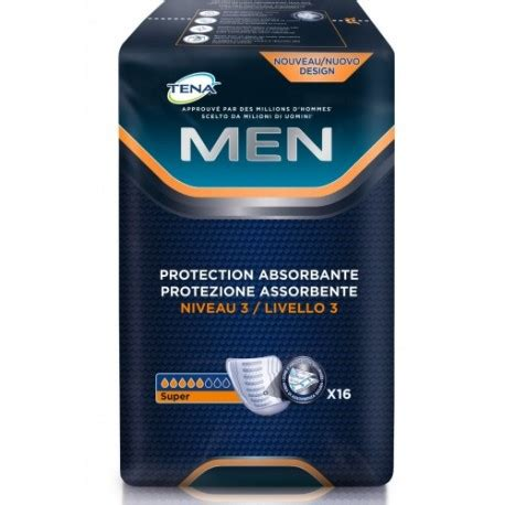 tena coquille pour homme - Incontinence Adulte