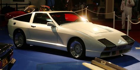 Check Out All These TVRs That Were Never Built