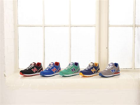 """New Balance 574 """"Right Number, Good Style"""""""