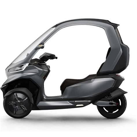NIU TQi-GT • Scooter 3 roues • GO2ROUES