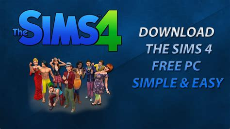 NEW How To Install The Sims 4 FREE PC | Simple & Easy 2015