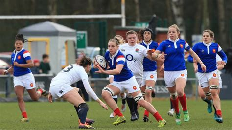 Rugby : deux matchs France-Angleterre