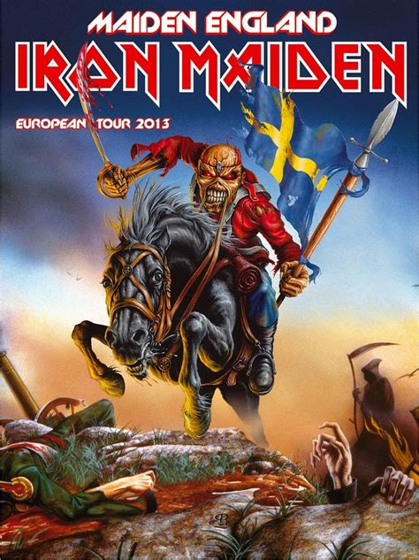 24 best Iron Maiden Album Covers images on Pinterest