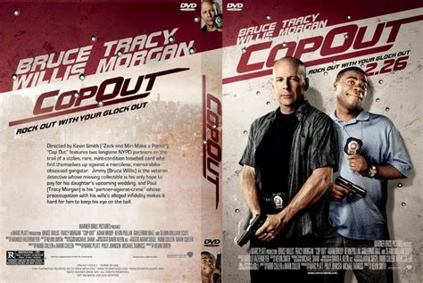 Cop Out - Movie DVD Custom Covers - cop out custom dvd