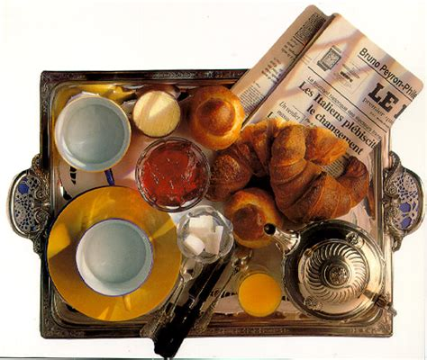 French Lessons: Le petit dejeuner | A•Mused