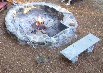 Custom Fire Pits Designed to Cook On, Open Pit Cookery