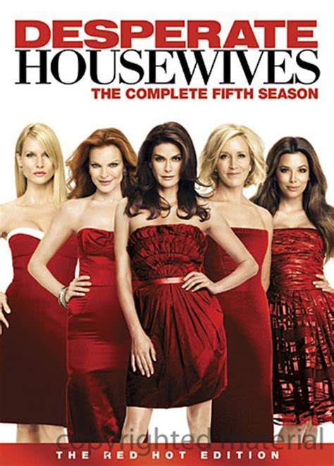 Desperate Housewives Saison 5 [Complete] - Streaming