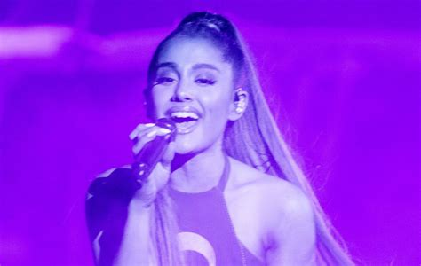 Ariana Grande announces support act for UK and European
