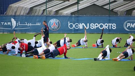 Paris Saint-Germain set to move to state-of-the-art