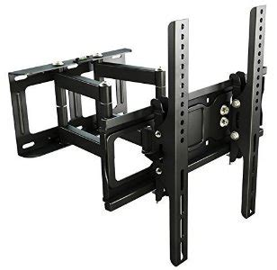 RICOO Support Mural TV orientable inclinable S6244 Support