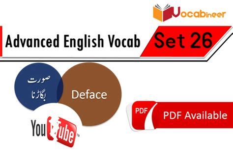 English vocabulary for beginners with Urdu meanings Set 29