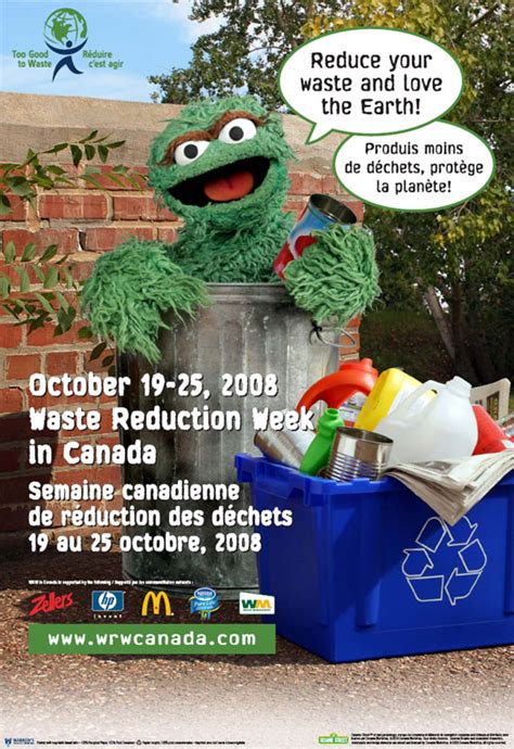 Past Waste Reduction Week Resources | Recycling Council of