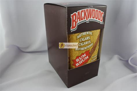 Buy Online: Backwoods Cigars Rum at the Best Price in Canada