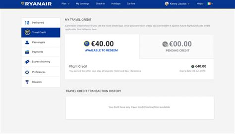 Ryanair Launches Ryanair Rooms Travel Credit – The Only