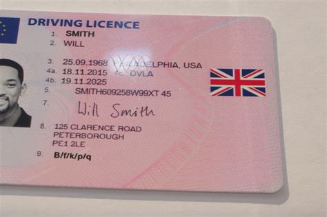 Fake UK Driver License - Buy Scannable Fake ID with Bitcoin