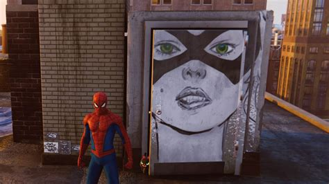 Marvel's Spider-man PS4 Black Cat Stakeouts locations