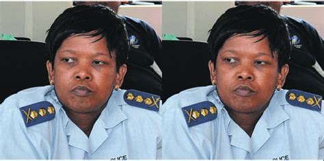 Top SA Cop Shocked By Son's Tragic Death! - How South Africa