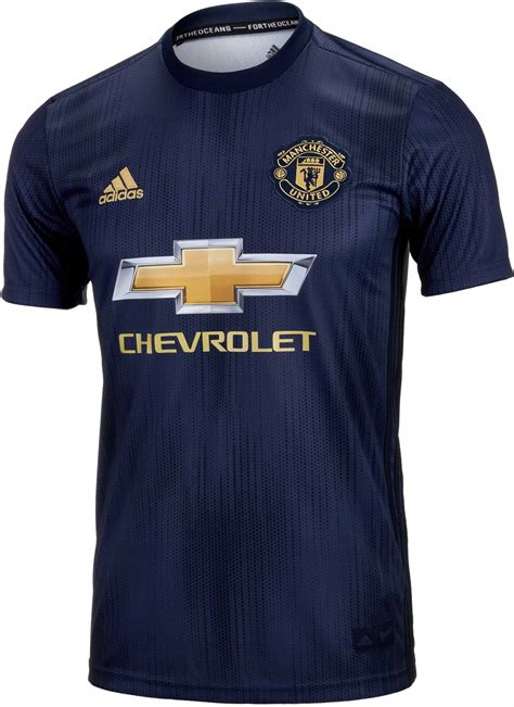 2018/19 adidas Manchester United 3rd Jersey - Soccer Master
