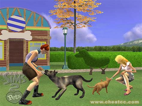 The Sims 2 Pets Review for PlayStation 2 (PS2)
